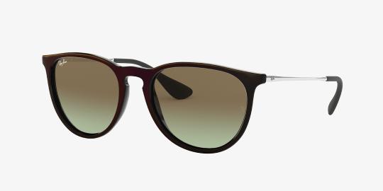 Ray-Ban Rb3539 Erika Metal Round Sunglasses