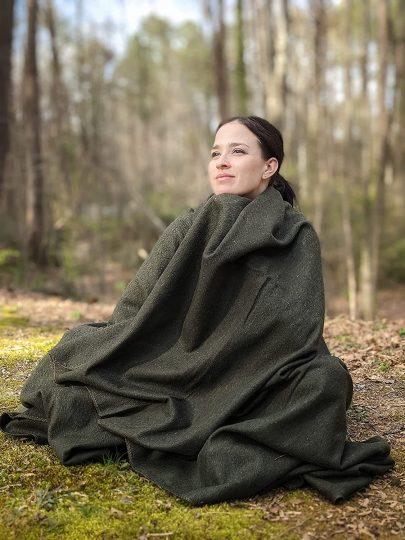 Every Ready Wool Blanket
