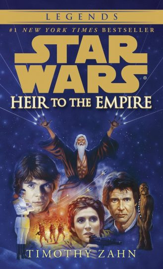 Heir to the Empire by Timothy Zahn