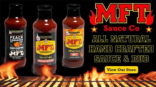 MFT sauce ad