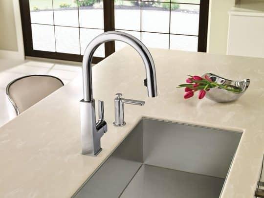 Moen Arbor Motionsense Kitchen Faucet