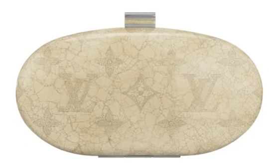 LV Coquille D' Oeuf Minaudiere