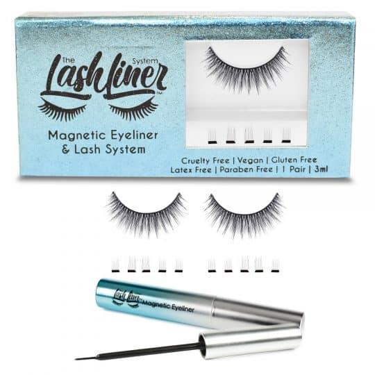 LashLiner Seattle Magnetic Eyeliner and Lash Bundle