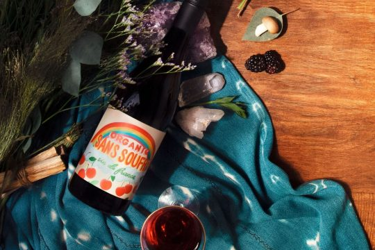 Winc Wine Club's Organic Sans Sour
