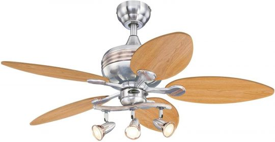 Westinghouse Xavier Ceiling Light with fan