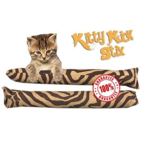 Happy Kitty Tickle Kick Stick