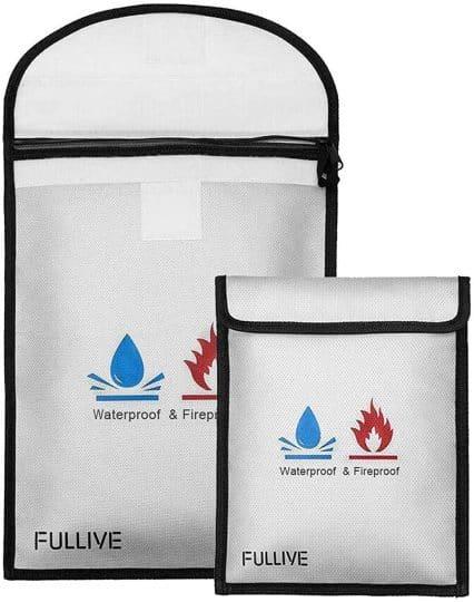 Fireproof Document Bag