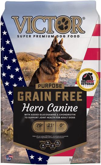 VICTOR Purpose-Grain Free Hero Canine