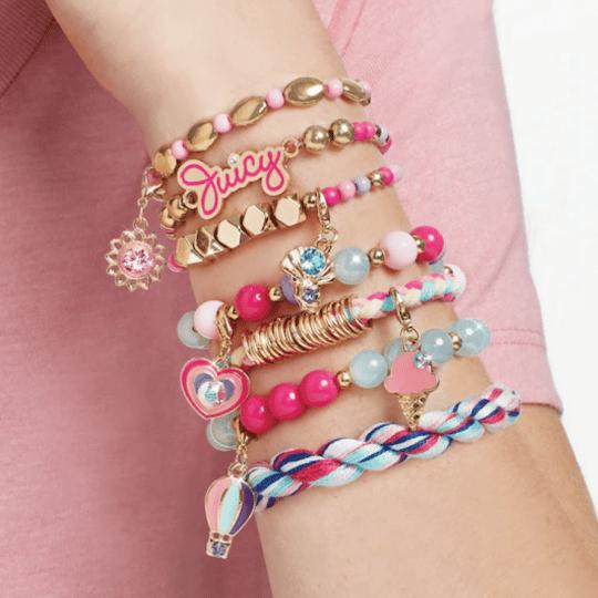 Make It Real Juicy Couture Crystal Sunshine Bracelets Kit