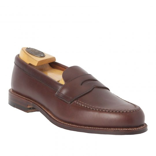 THE ALDEN UNLINED LEISURE HAND SEWN LOAFER