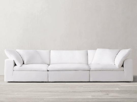 Restoration Hardware Cloud Modular Sofa