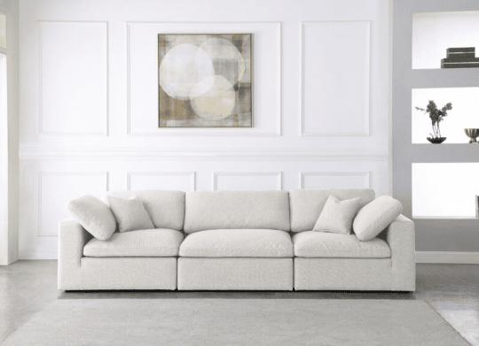 Greyleigh Aguero Square Arm Modular Sofa