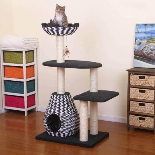 Ace - PetPals Cat Tree & Cat Condo