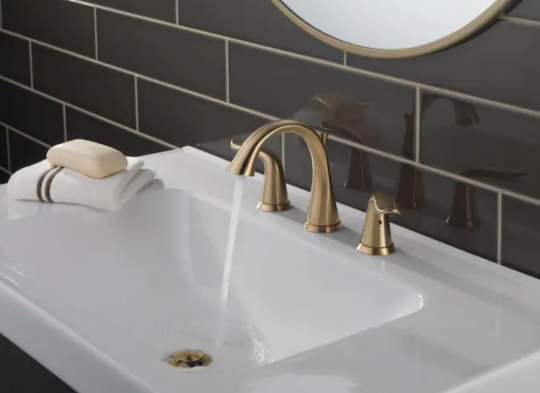Delta Lahara Bathroom Faucet