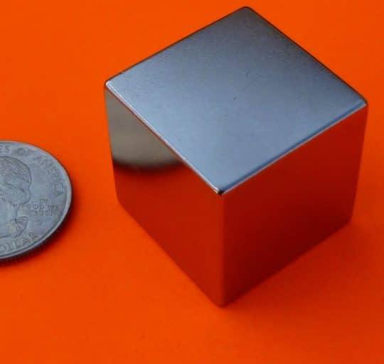 N52 Neodymium Magnet Cube