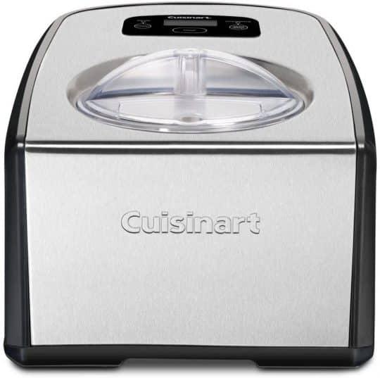 Cuisinart ICE-100 Compressor Ice Cream and Gelato Maker.