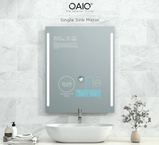 QAIO Smart Bathroom Mirror