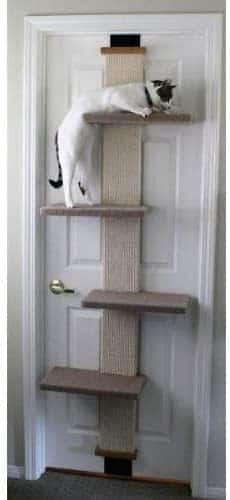 SmartCat Multi-Level Cat Climber