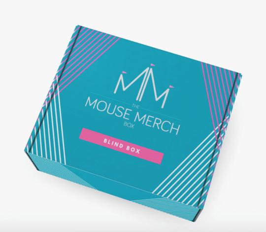 Mouse Merch Blind Box