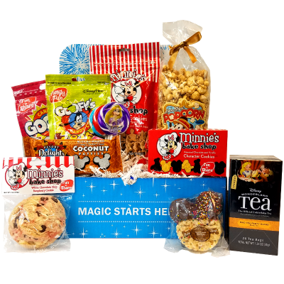 Mickey Monthly Snack Box