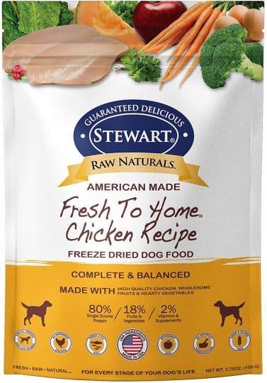 Stewart Raw Naturals Chicken