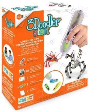 3Doodler Start Hexbug Pen Set