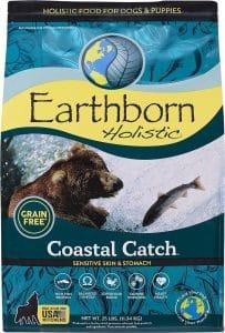 Earthborn Holistic Coastal Catch Grain-Free Natural Dry Dog Food