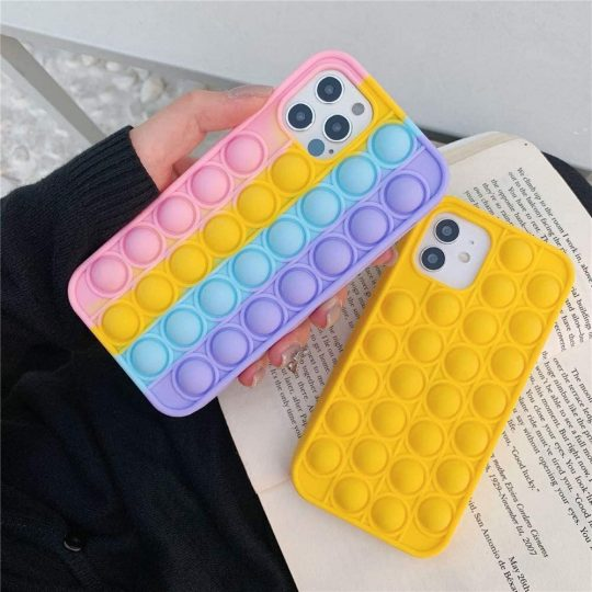 Popping Bubble Wrap Phone Case