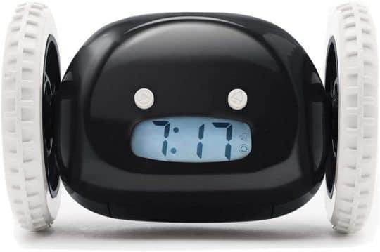 Clocky Rolling Alarm Clock