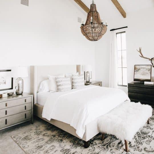 Cozy earth bamboo comforter