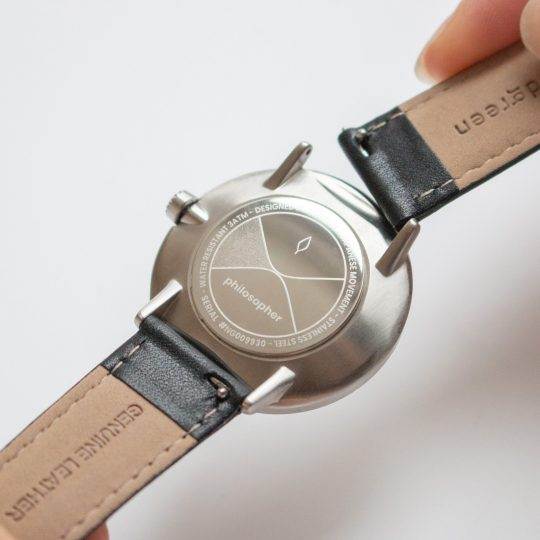 The Style of the Nordgreen Philosopher Watch