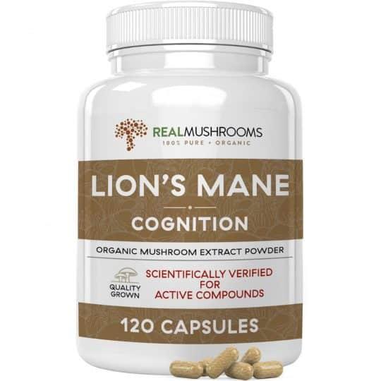Real Mushrooms Lion's Mane Cognition