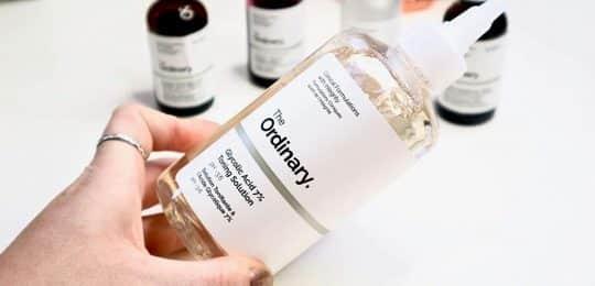 The Ordinary 7% Glycolic Acid Toning Solution
