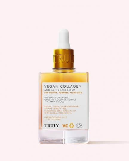 Truly Vegan Collagen Anti-Aging Face Serum