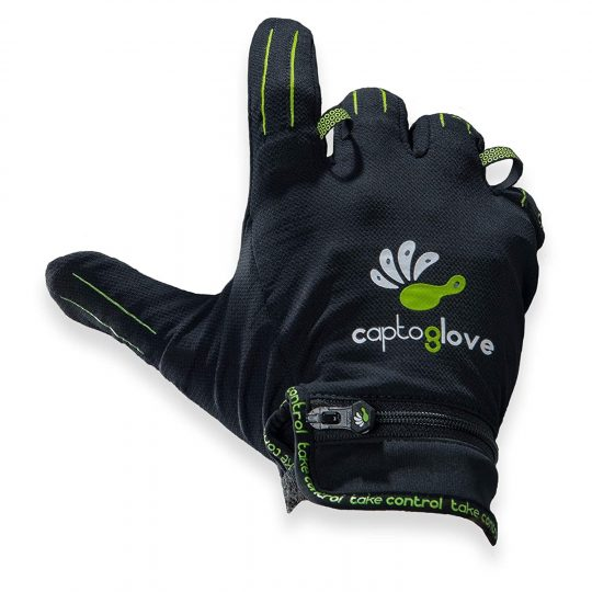 CaptoGloves Wearable Gaming Hand Machine Interface