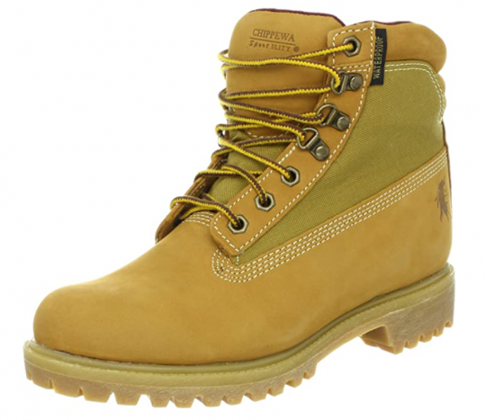 """Chippewa Men's 6"""" Waterproof Insulated Lace Up Boot"""