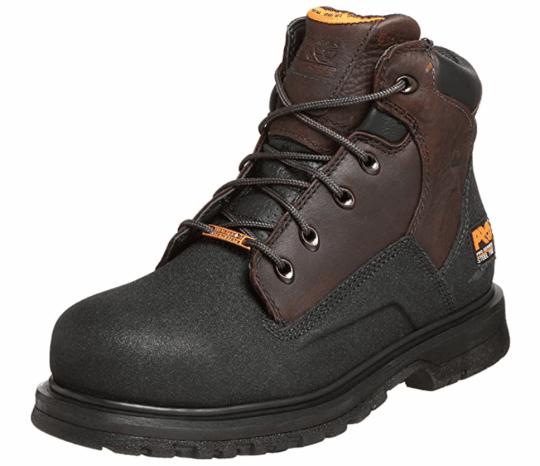 Timberland PRO Men's Power Welt Waterproof Steel Toe Work Boot