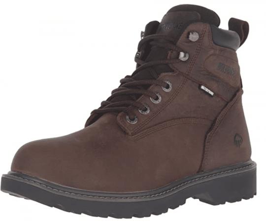 Wolverine Men's Floorhand 6 Inch Waterproof Soft Toe Work Shoes