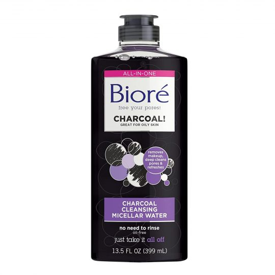Charcoal Cleansing Micellar Water
