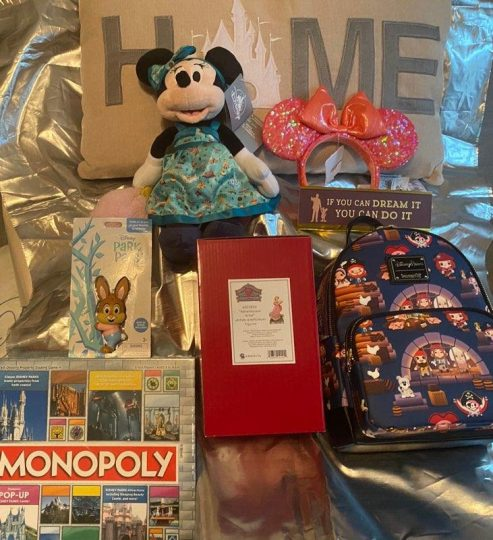 Gifts From Mickey Box