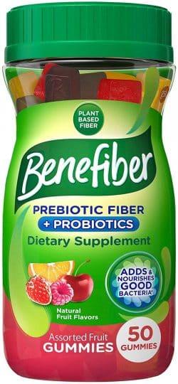 Benefiber Prebiotic Fiber Supplement