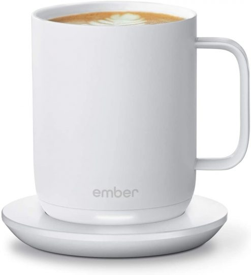 Ember Mug: one of the best gifts for female coworkers everywhere