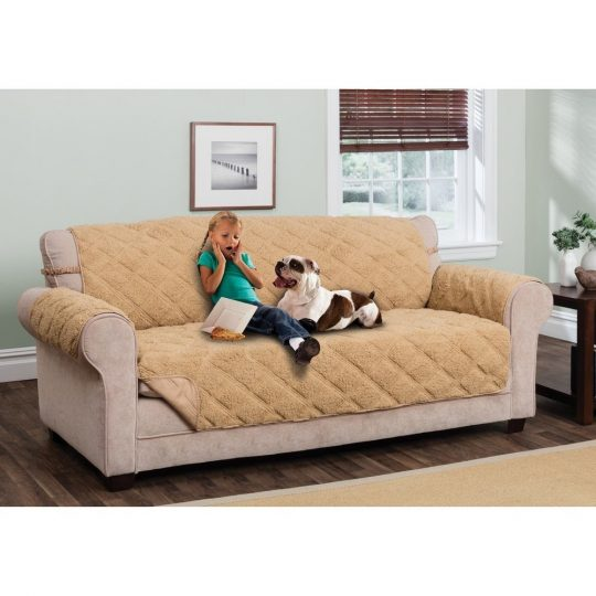 Hudson Sherpa Sofa Cover