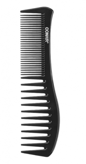 Conair Wide-Tooth Comb