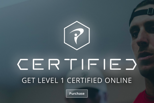 Titleist Performance Institute (TPI) certification