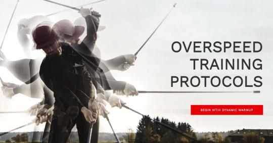 SuperSpeed Golf swinging training