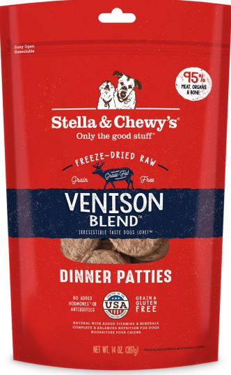 Stella and Chewy's Venison Blend
