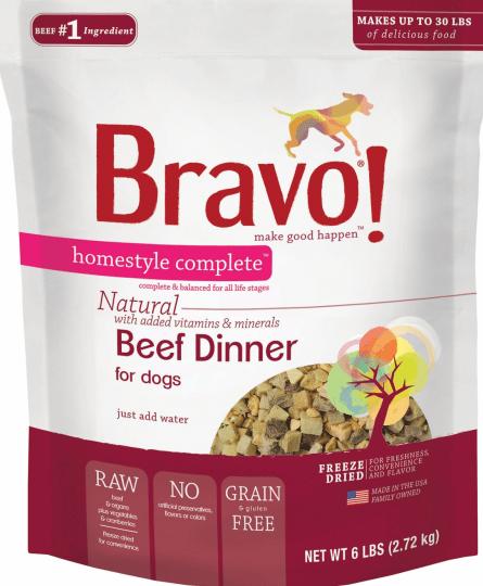 Bravo Homestyle Beef