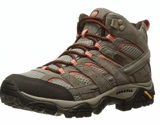Merrell Moab II Waterproof Hiking Boot