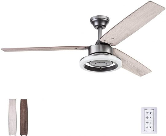 Prominence Home 51488-01 Orbis Ceiling Fan